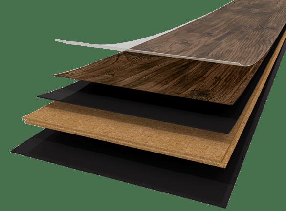 composition wood hydrocork